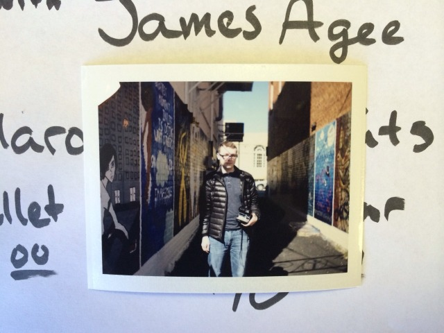 Polaroid Saturday 1